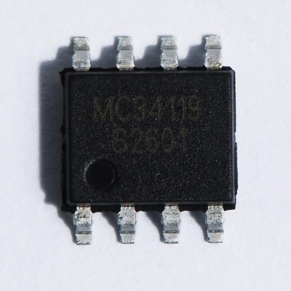 低压音频放大器(型号:mc34119)